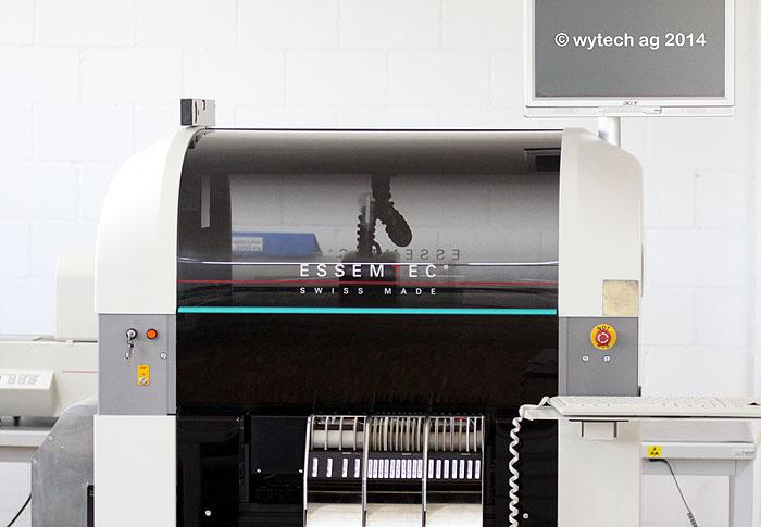 SMD-Bestückungsmaschine